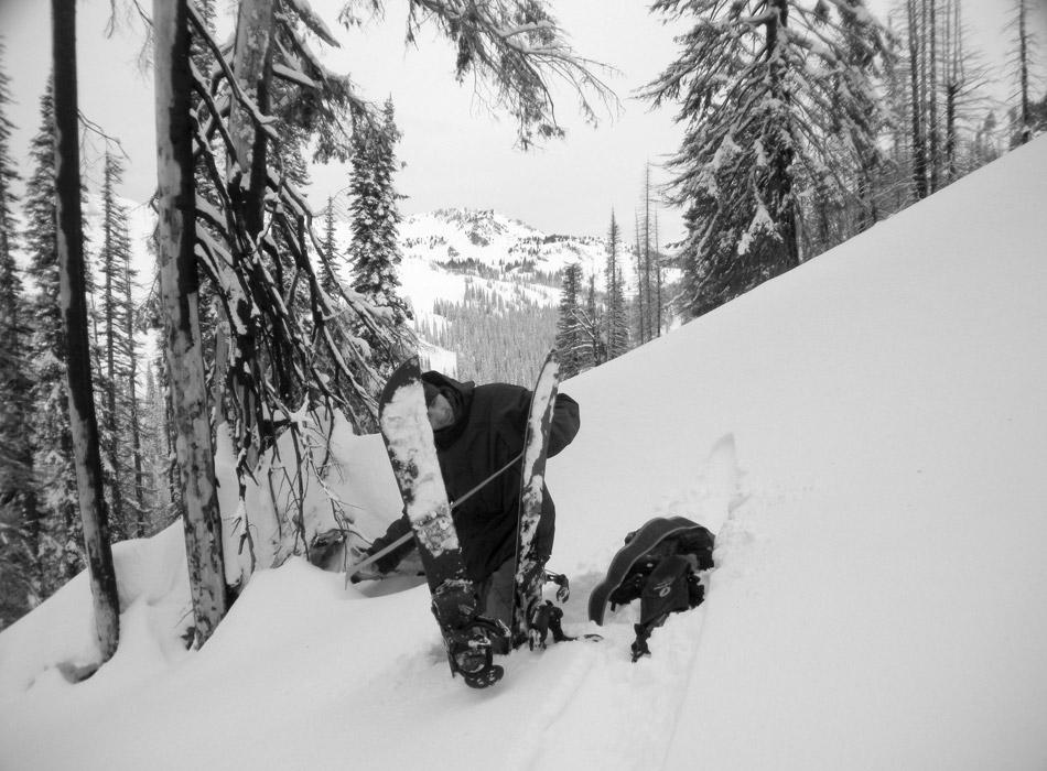 Wallowa Mountains Prospect Mission