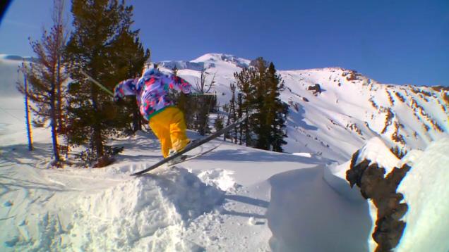 Nimbus T-Line Step-Up, Mt.Adams Shots