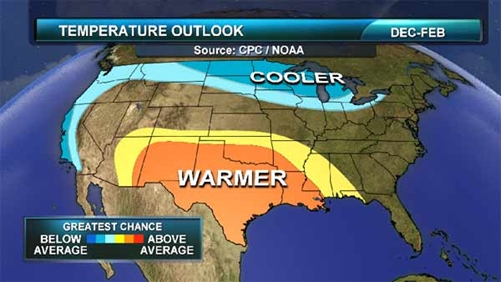 Winter Outlook 2011/2012