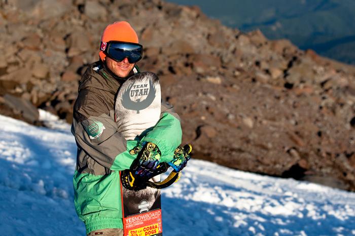 Loafer Jake Levine Founds Team Utah