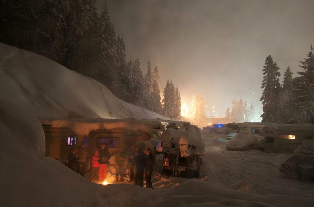 Steven's Pass 2012 Avalanche Memorial Website