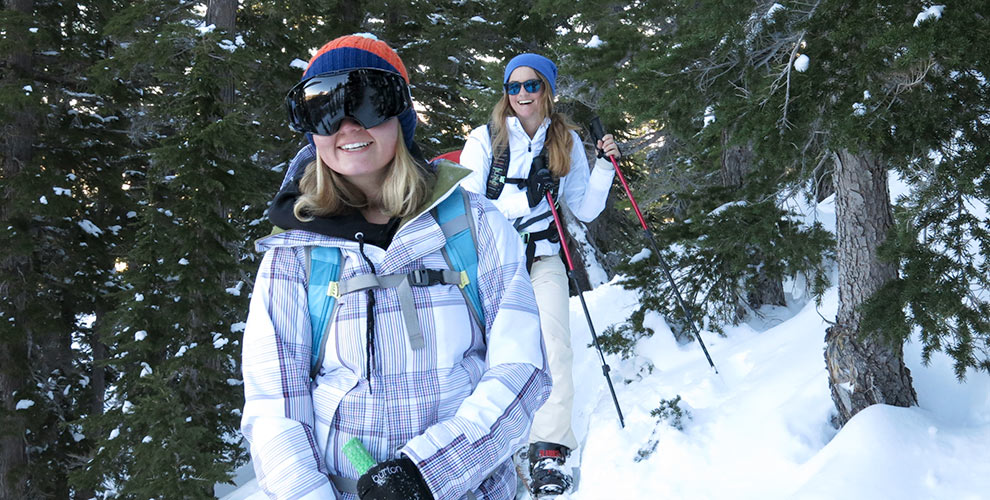 nikki_harlie_first_backcountry_snowboard_tour