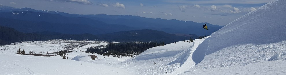 Spring St.Helens Summit and Hip Hit Weekend