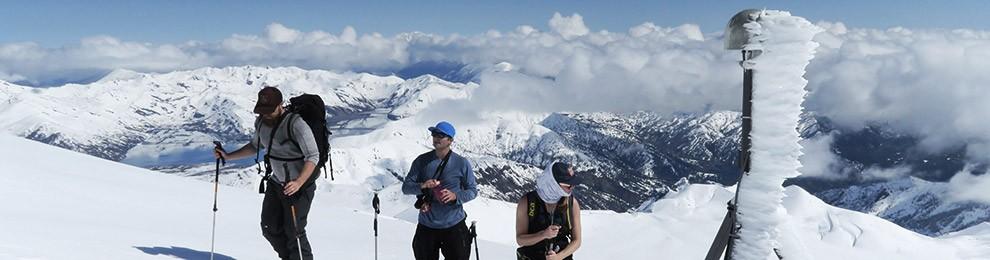 Spring Tour Up Mount St.Helens Ape Glacier