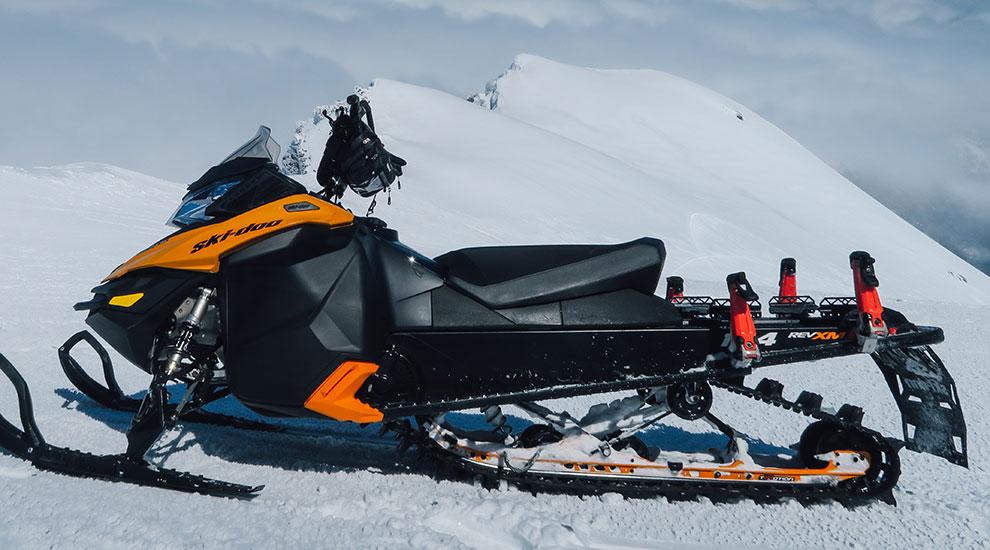 whiteout technologies rack with ski-doo snowboard rack